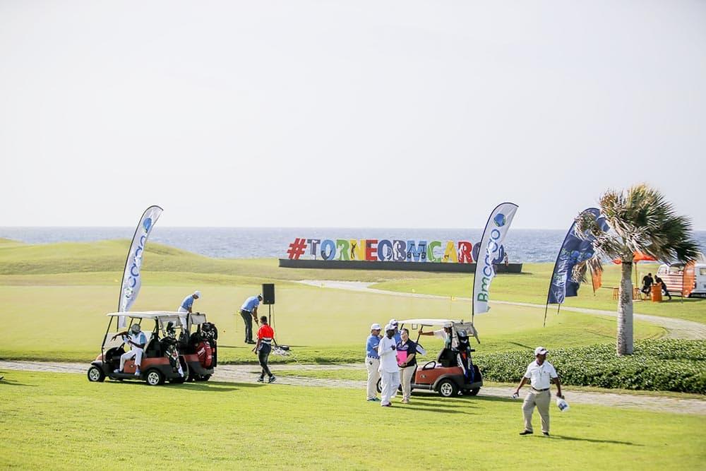 Dia 1 | Torneo de Golf #BMCARGO2019