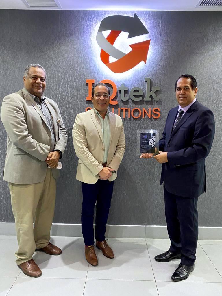 IQtek gana reconocimiento de Lenovo como Business Partner Platinum 2020