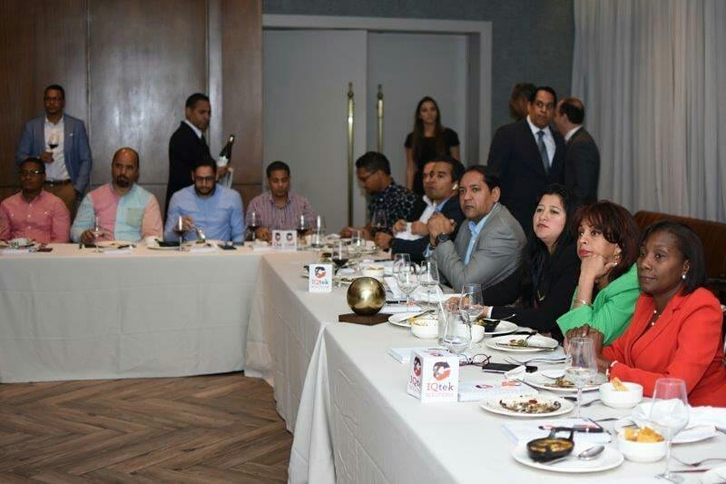 IQtek realiza encuentro con representantes del sector eléctrico